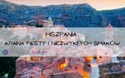 Hiszpania – kraina fiesty i niezwykłych smaków