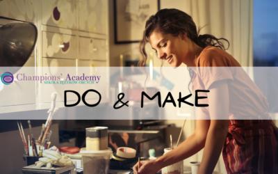 Przydatne wyrażenia z 'Make' oraz 'Do'