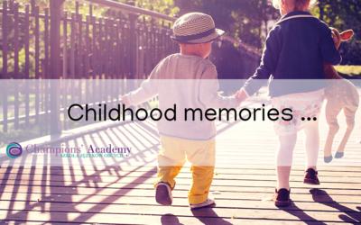 Childhood memories, czyli wspomnienia z dzieciństwa