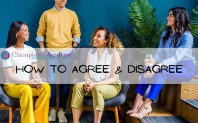 Agree & disagree – useful expressions, czyli zwroty stosowane przy wyrażaniu opinii